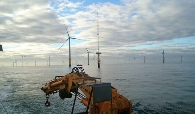 Leask Marine Offshore Renewables Support