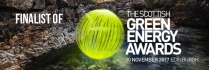 The Scottish Green Energy Awards – Finalist of The Scottish Green Energy Awards for Outstanding Service Award