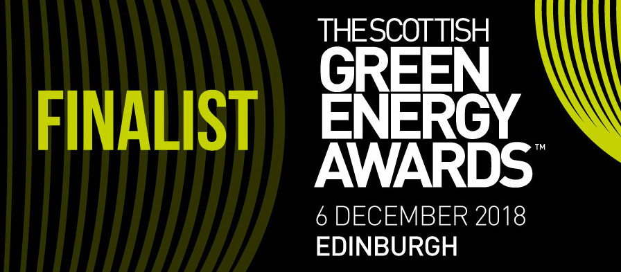 Scottish Green Energy Awards 2018 Nomination
