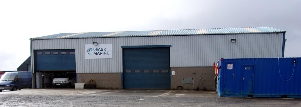 Leask Marine Kirkwall