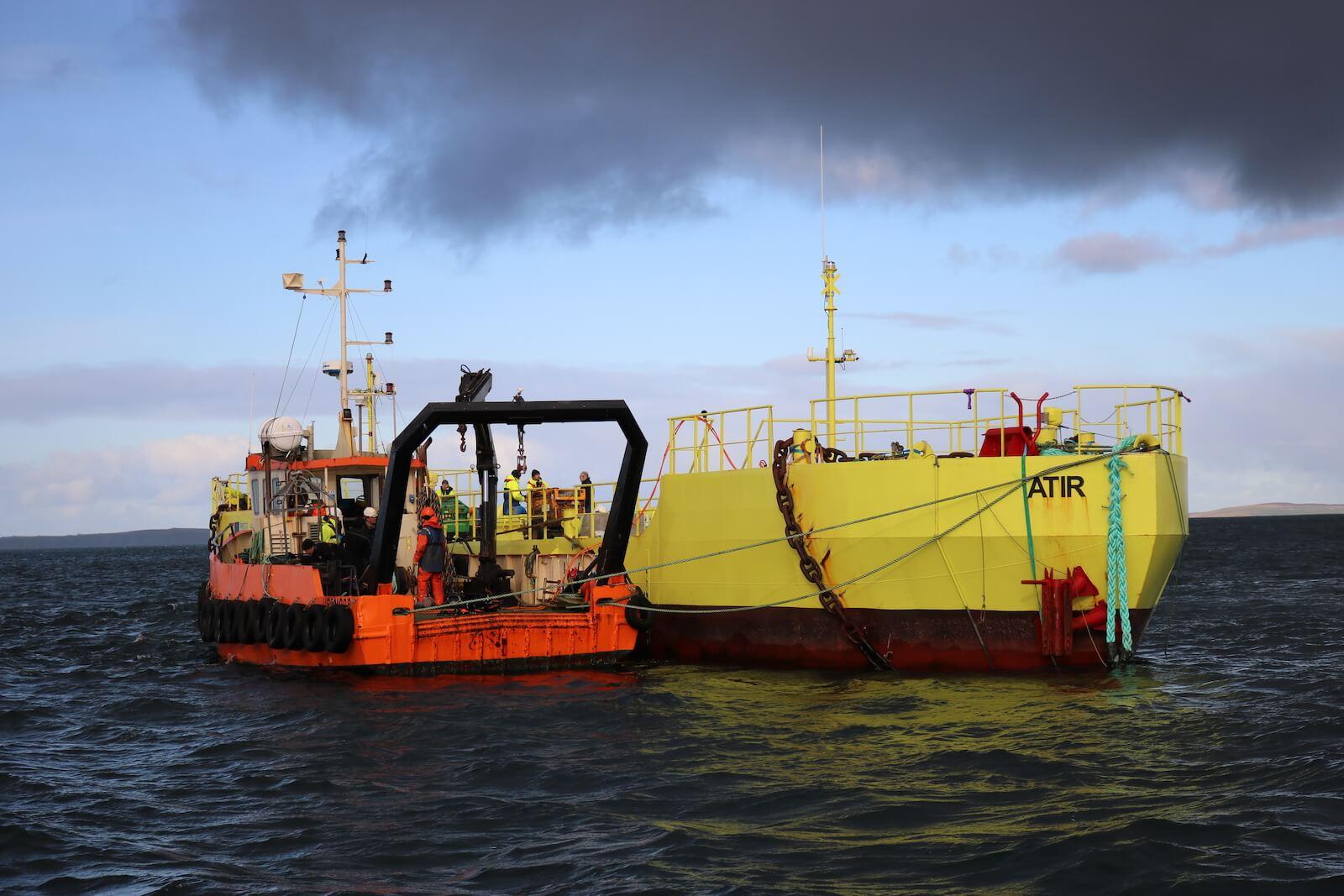 Magallanes Renovables ATIR project