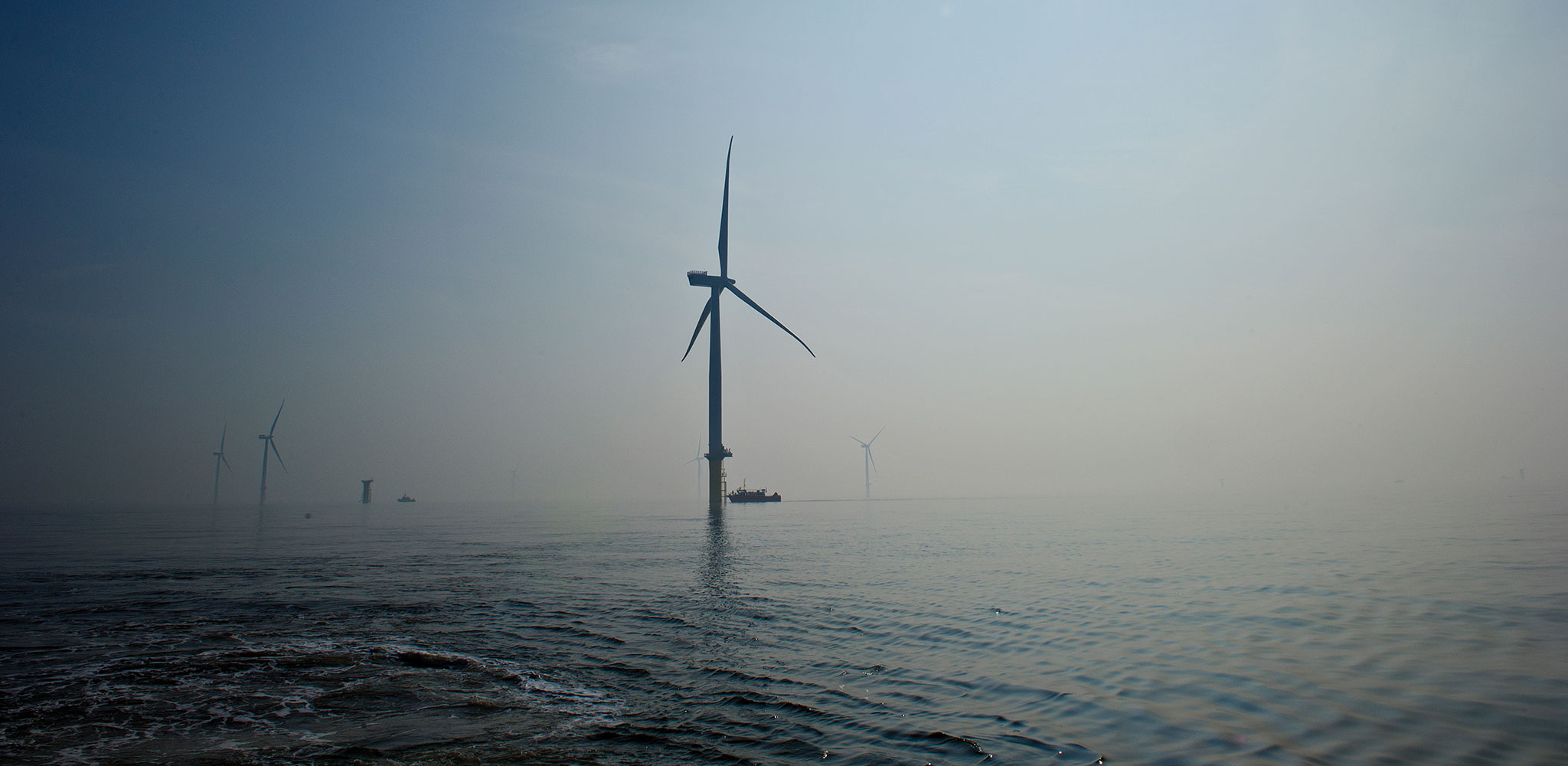 Ørsted Hornsea 01 Offshore Wind Farm