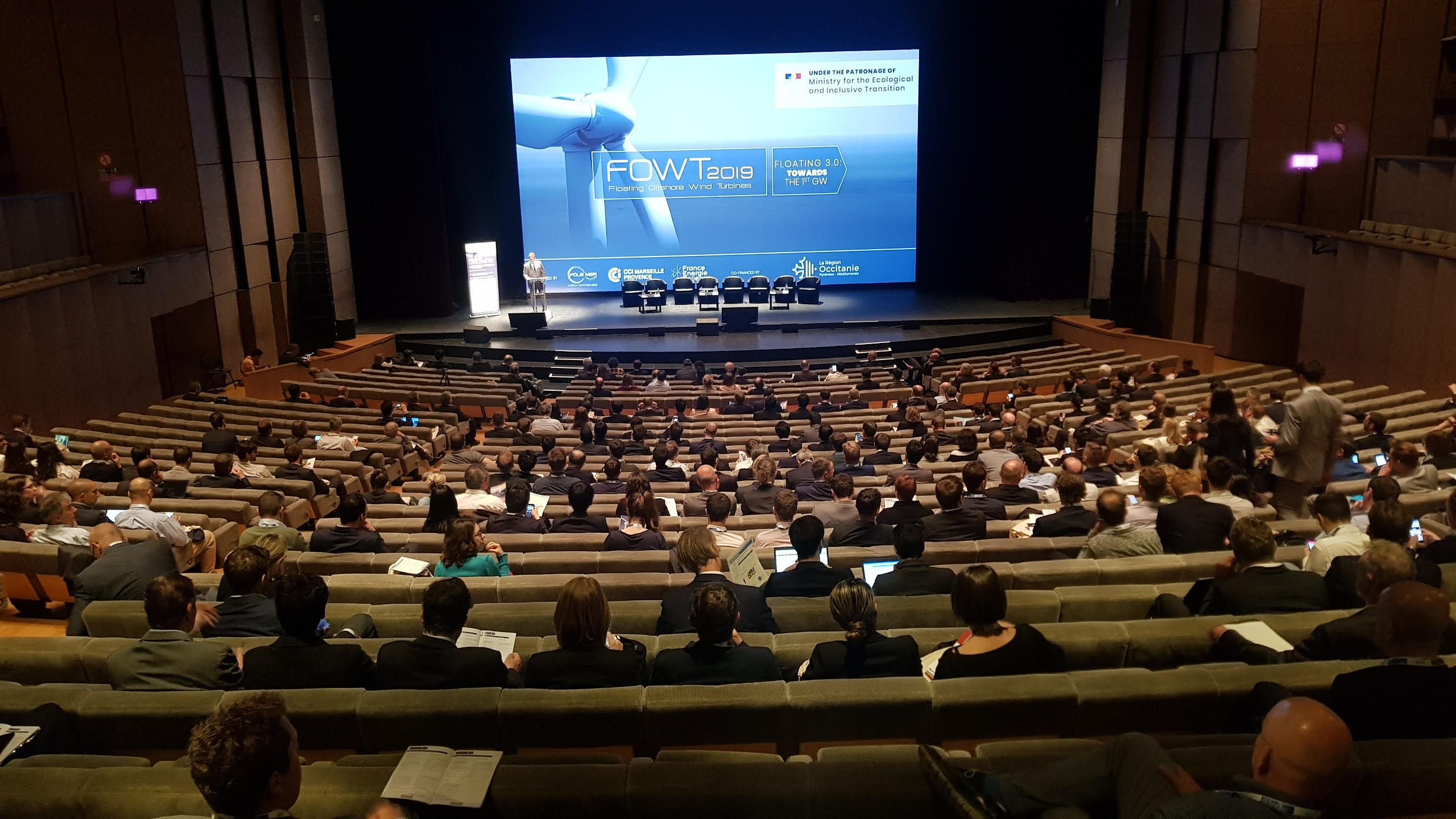 Floating Offshore Wind Conference Montpellier