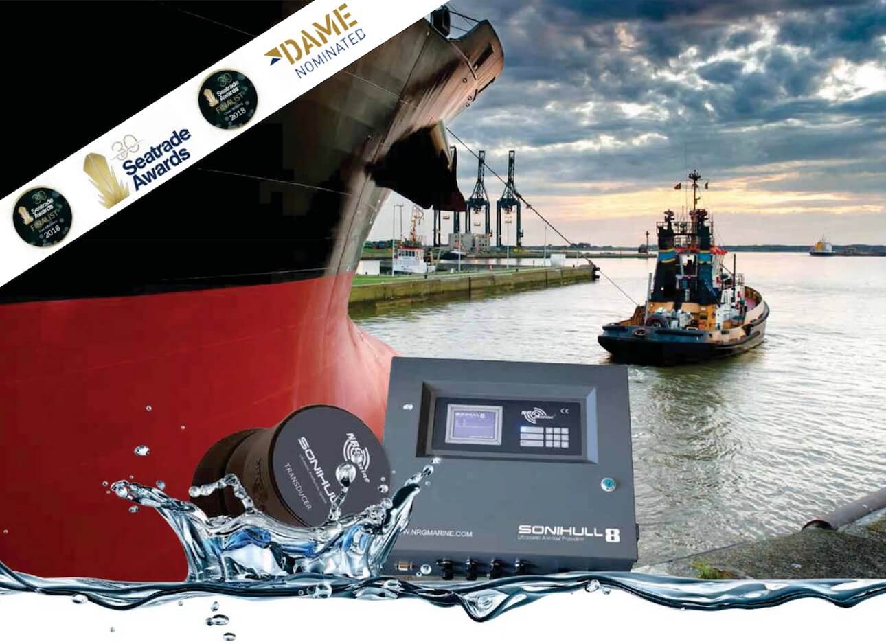 Leask Marine are now an approved dealer for Sonihull products
