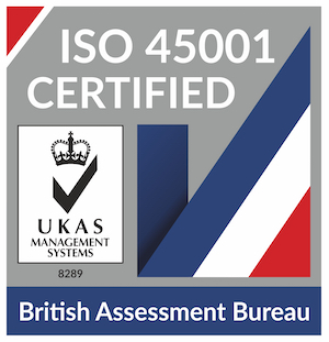 Leask Marine Achieves the new ISO 45001:2018 global standard for occupational health and safety Management Systems Accreditation.