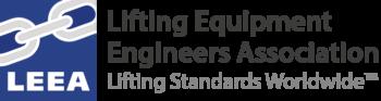 Lifting Equipment Engineers Association Logo